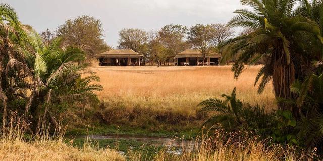 Bologonya Under Canvas Safari Camp