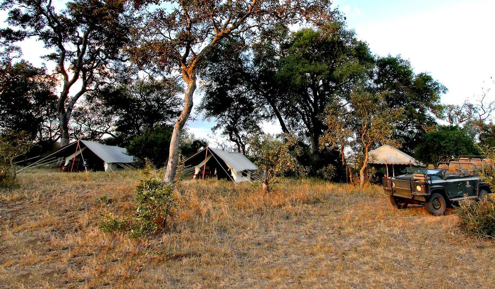 Tanda Tula Field Camp