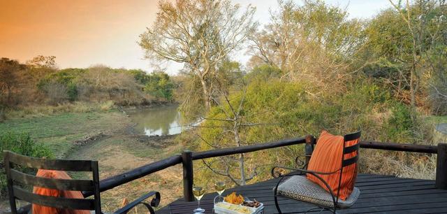 Waterbuck Private Camp