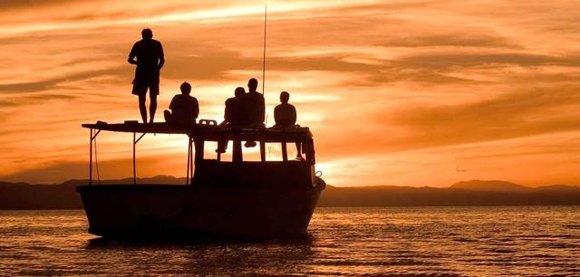 Lake Malawi - Southern Lakeshore