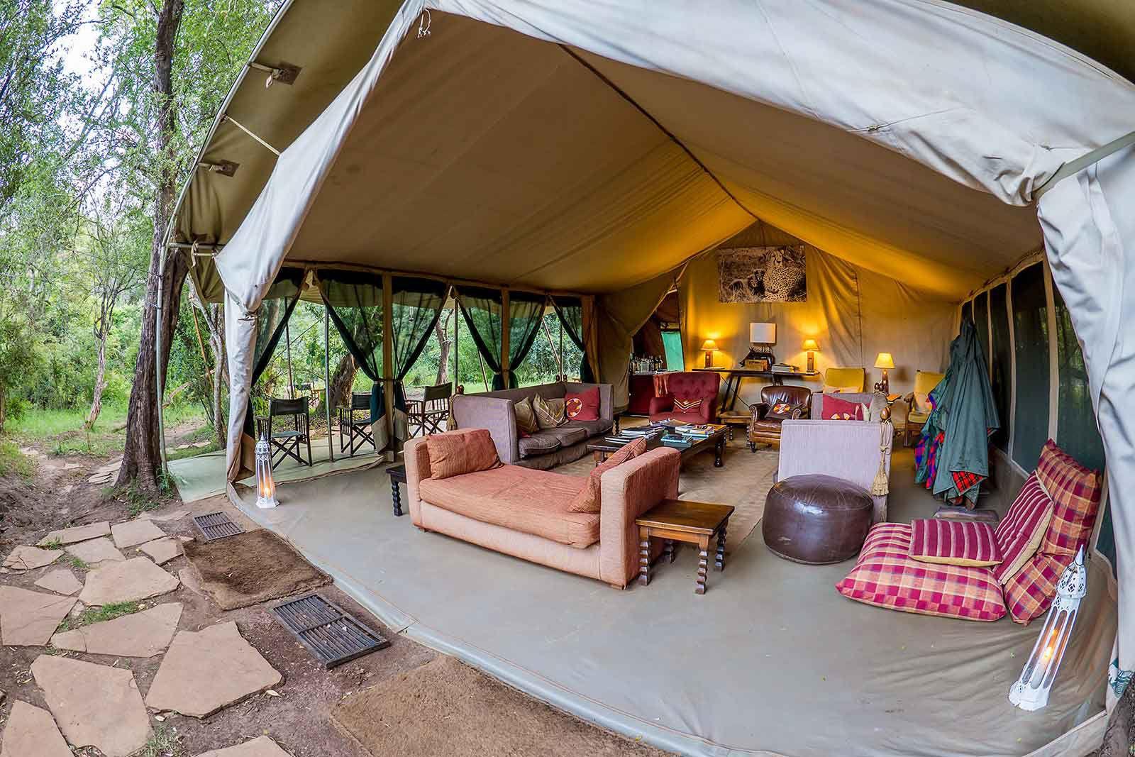 Nairobi Tented Camp