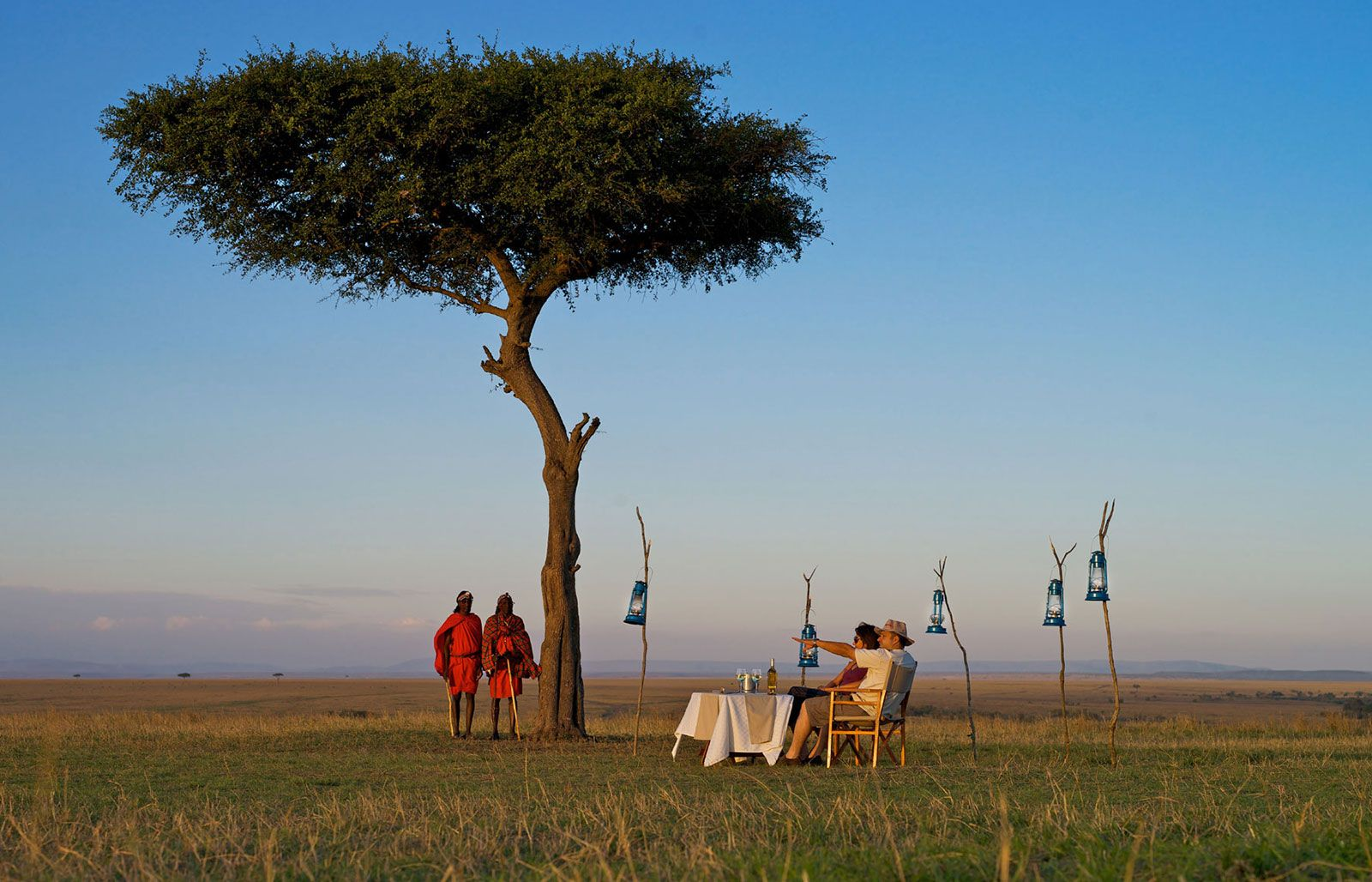 Masai Mara Introduction