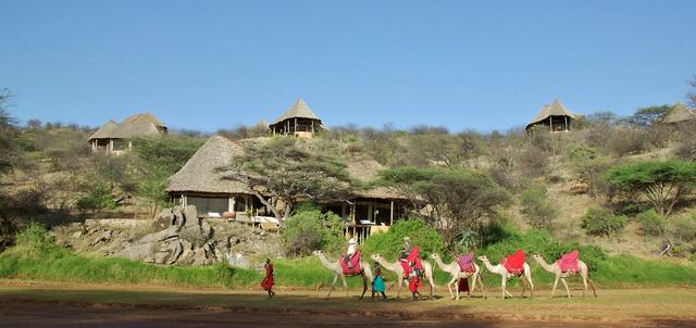 Sasaab Lodge
