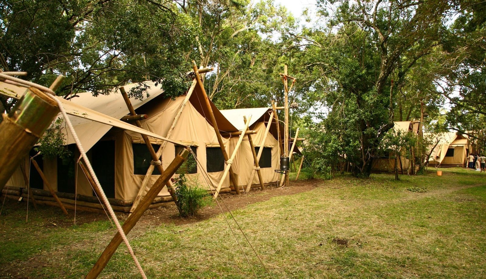 Mara Expeditions Camp