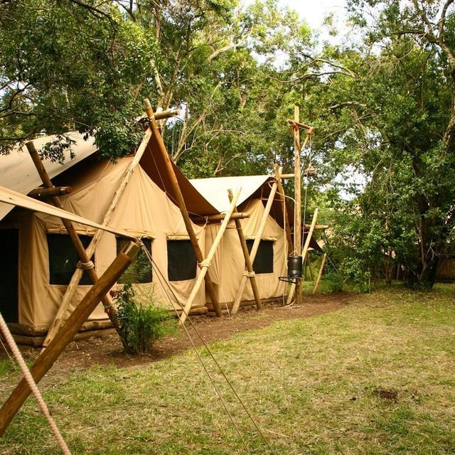 Mara Expeditions Camp