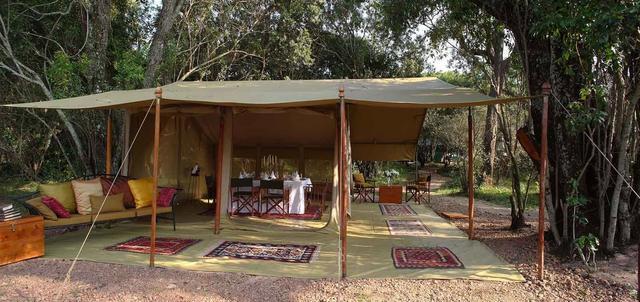 Naibor Wilderness Camp