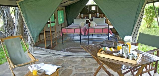 Lake Manze Camp