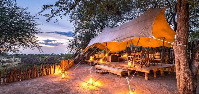 Tuskers Bush Camp