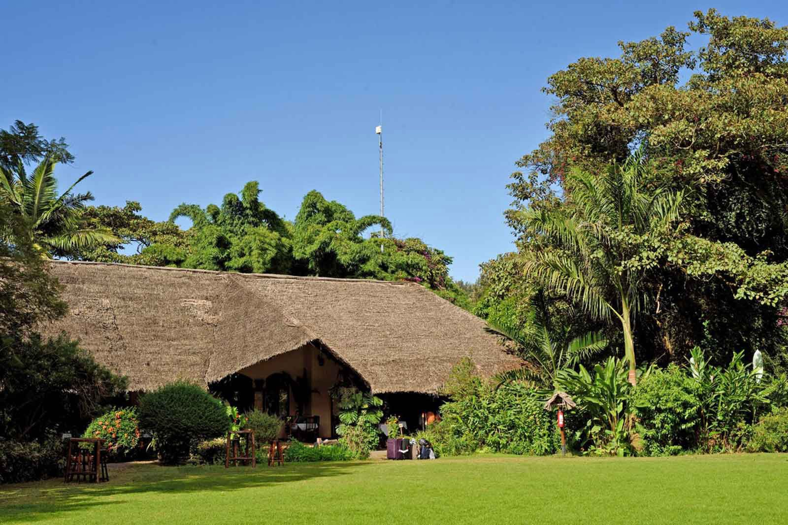Moivaro Lodge