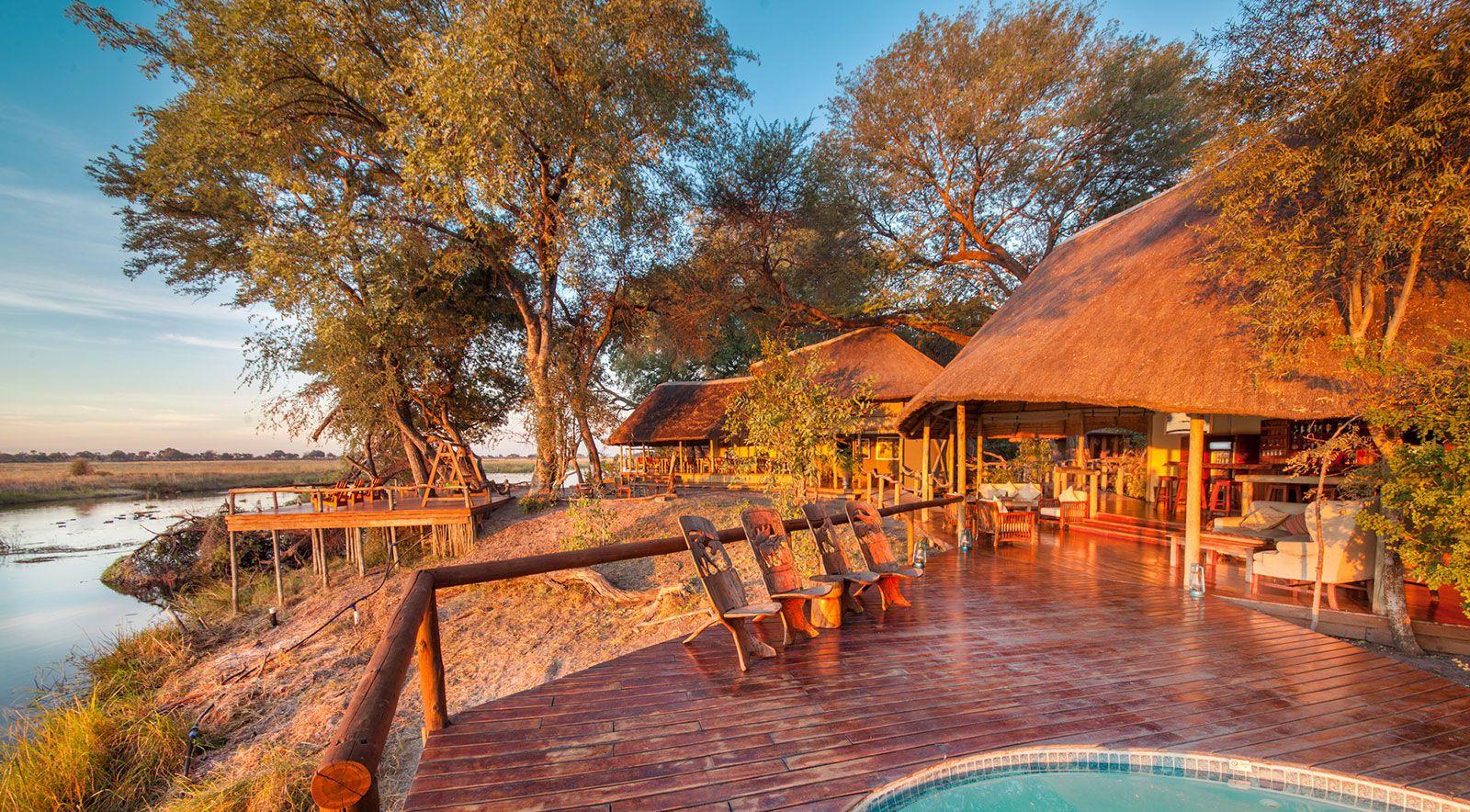 Kwando Lagoon Camp