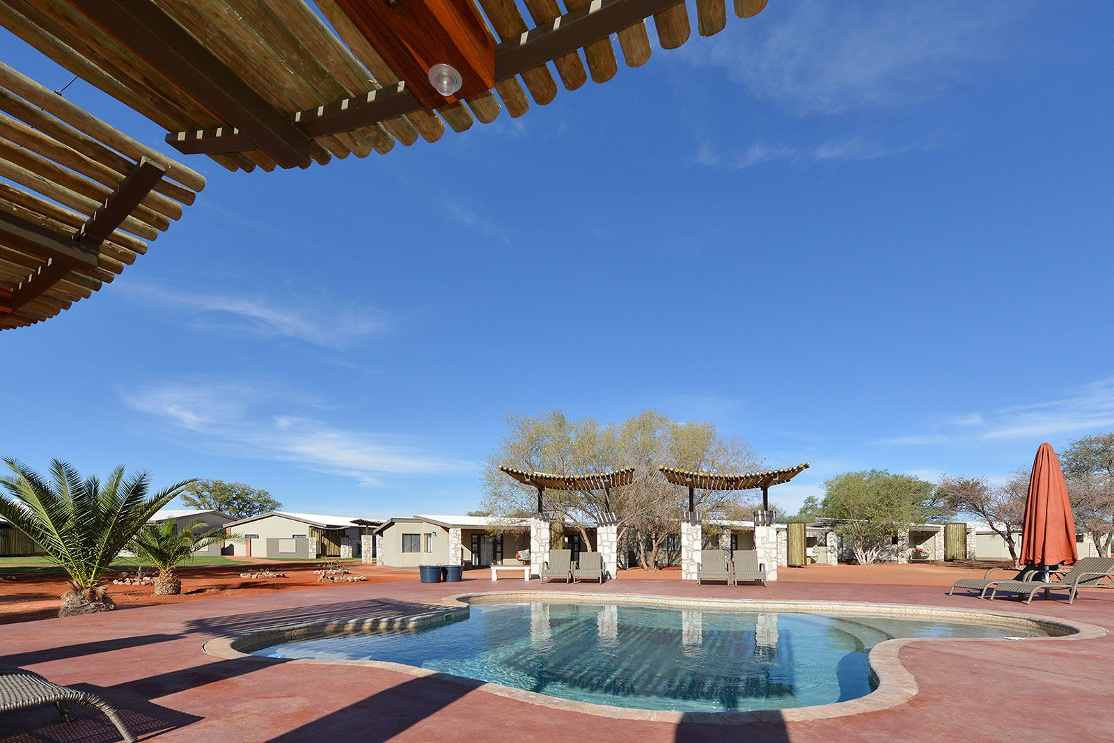 Kalahari Anib Lodge