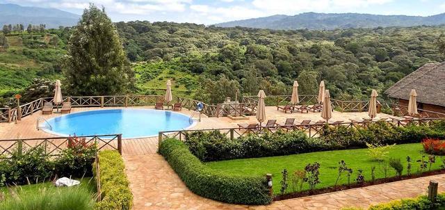 Neptune Ngorongoro Lodge
