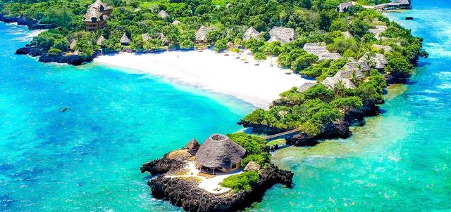Sands at Chale Island