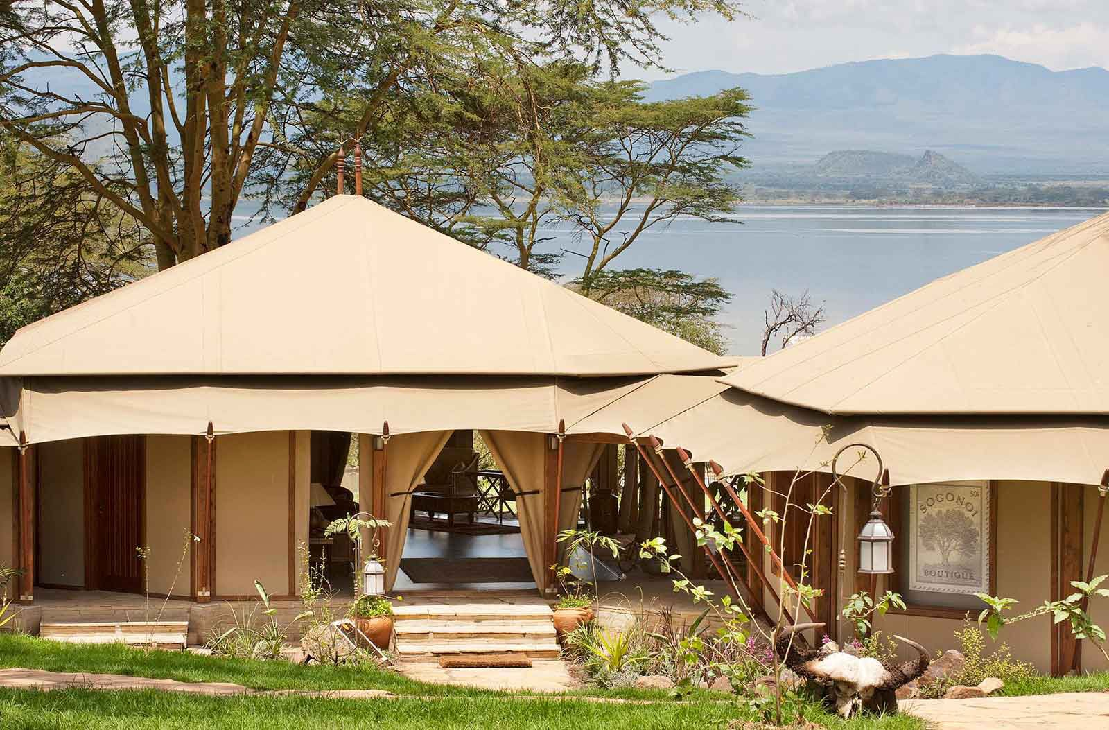 Lake Elementeita Serena Camp