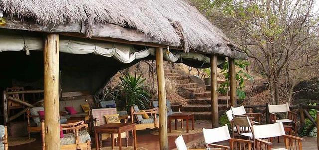 Kirurumu Tented Lodge