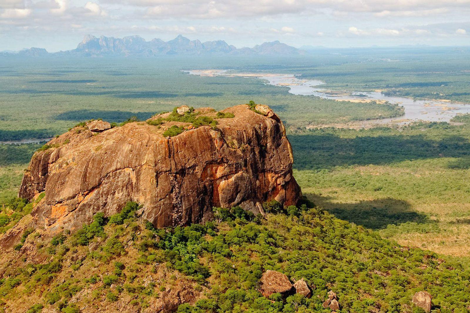 Niassa National Game Reserve