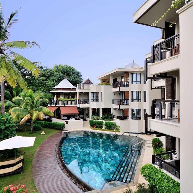 Le Cardinal Resort