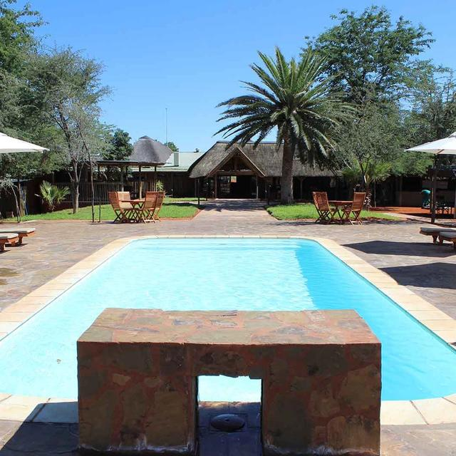 Bagatelle Kalahari Game Ranch