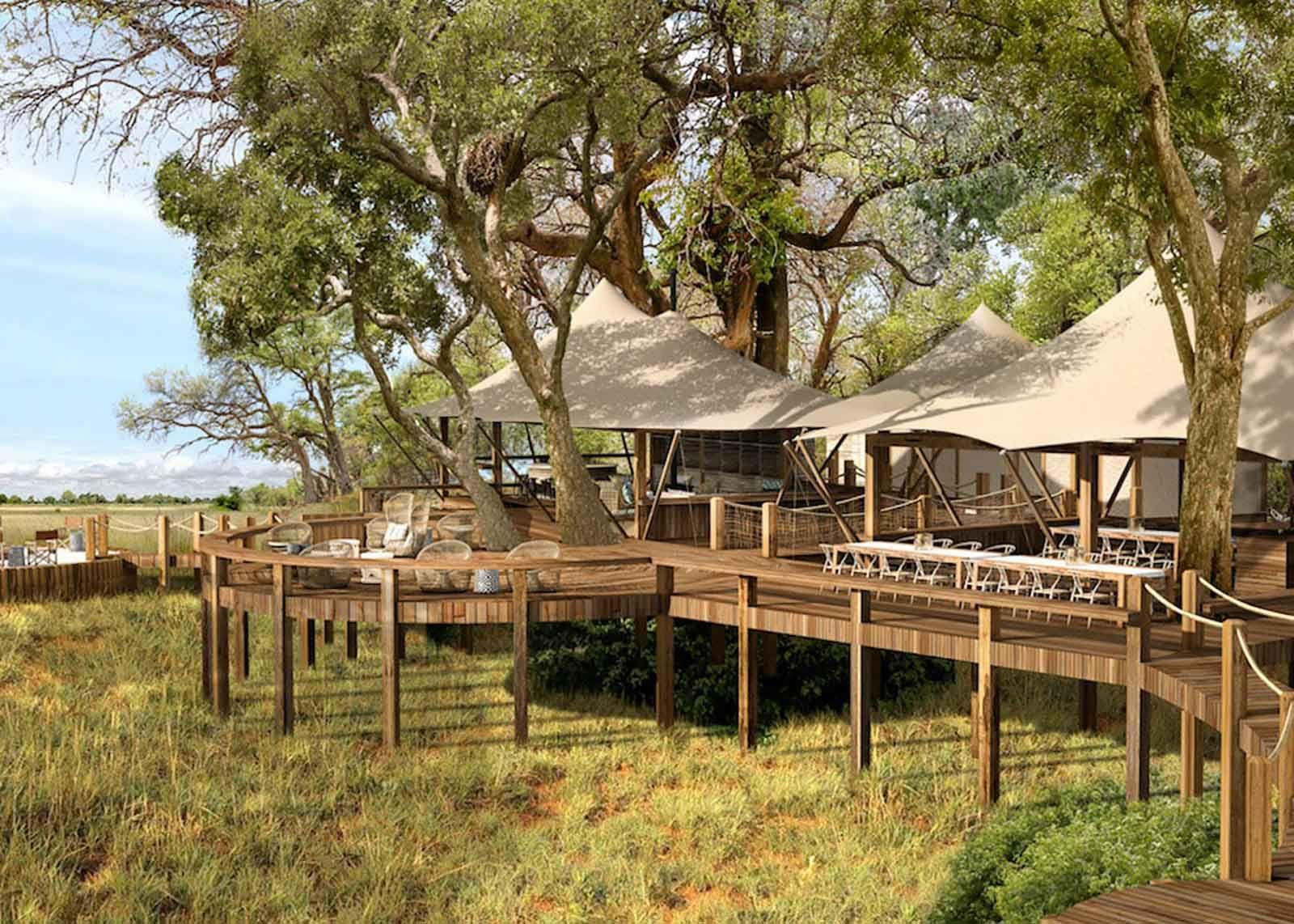 Express Botswana Luxury