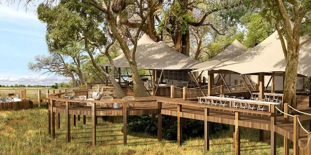 Express Botswana Luxury