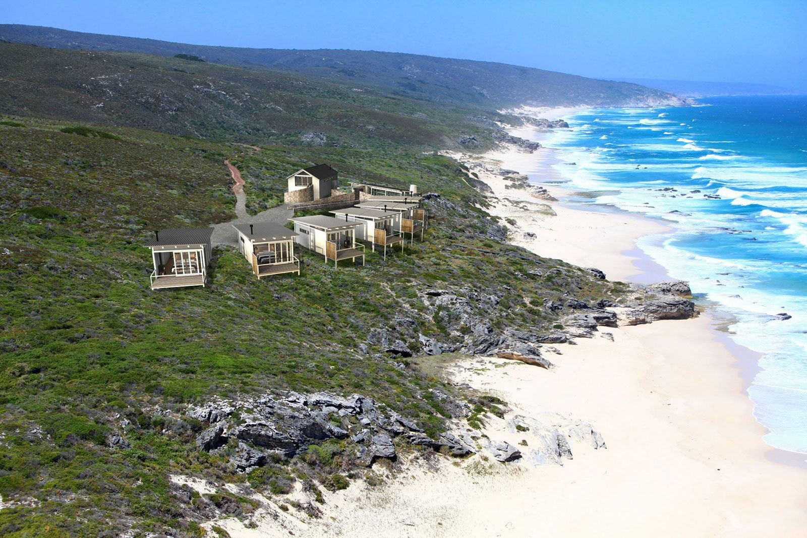 Lekkerwater Beach Lodge