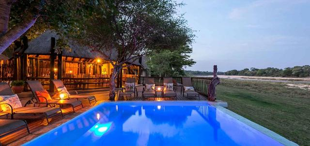 Umkumbe Safari Lodge