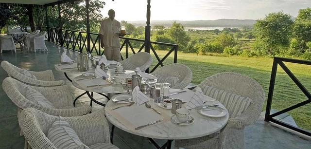 Chichele Presidential Lodge