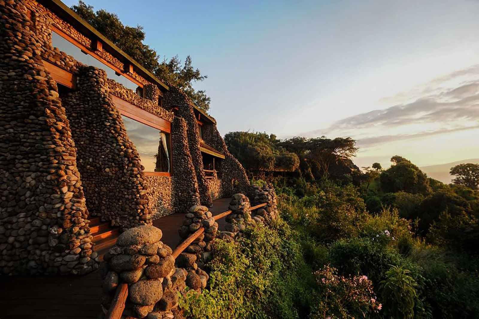 Ngorongoro Serena Lodge