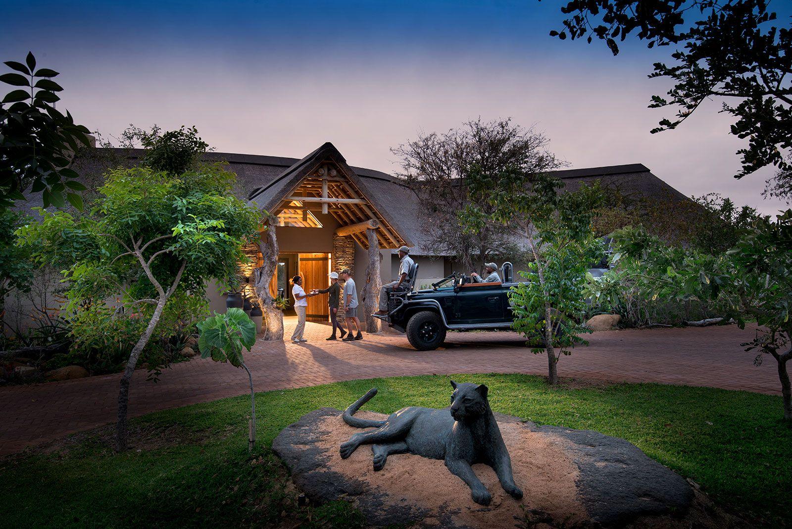 RockFig Safari Lodge