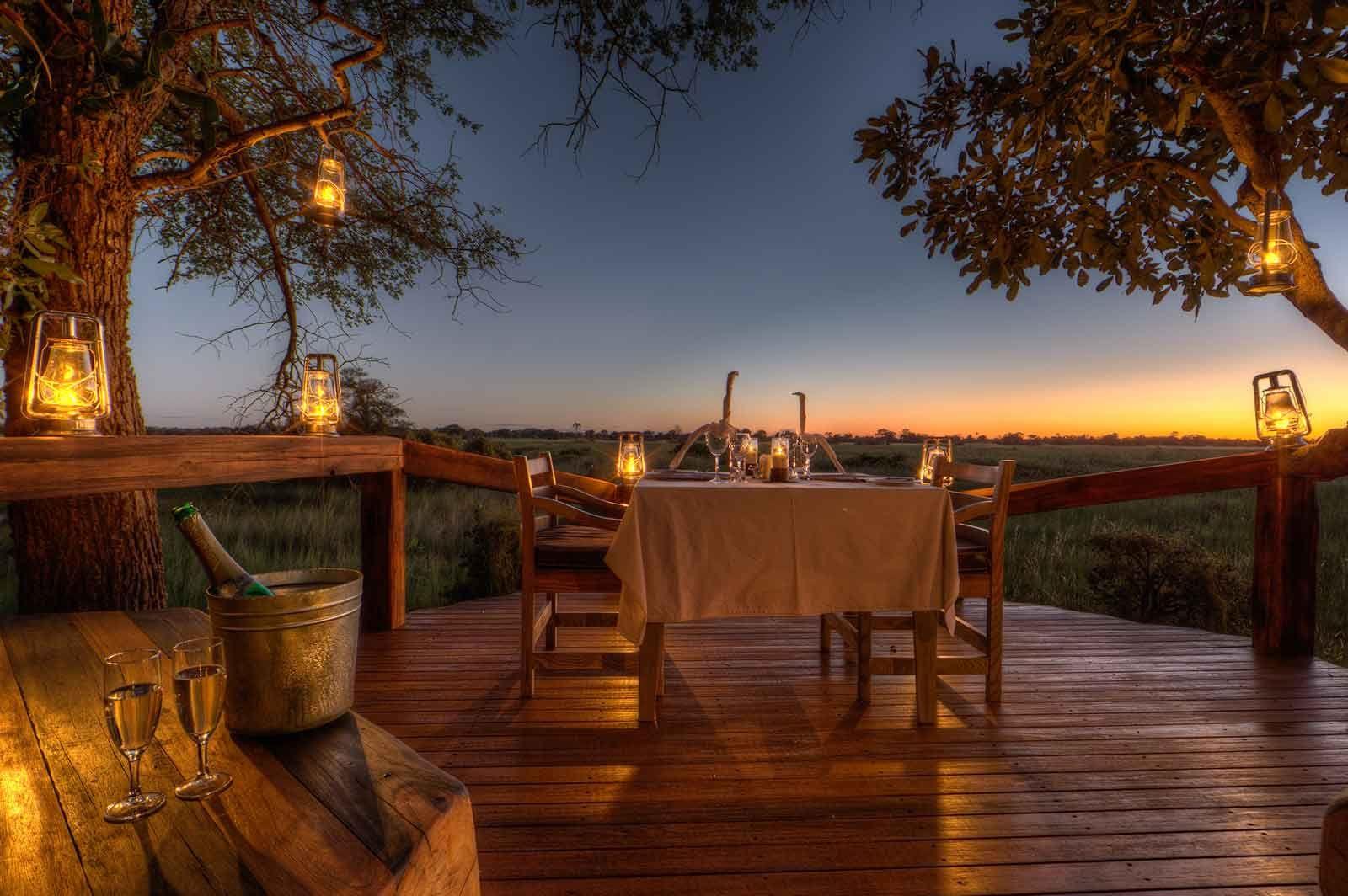Wings over Botswana Comfortable