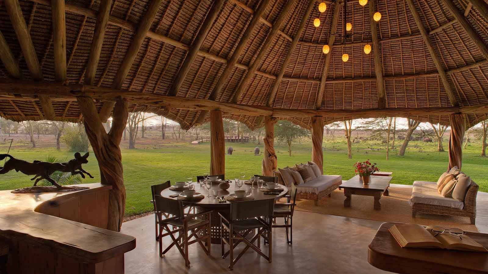 Lewa Sirikoi Lodge
