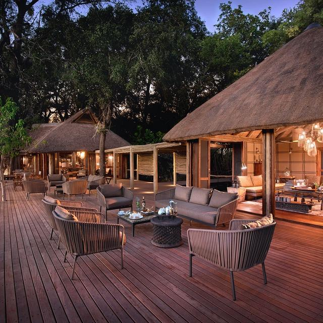 andBeyond Nxabega Tented Camp