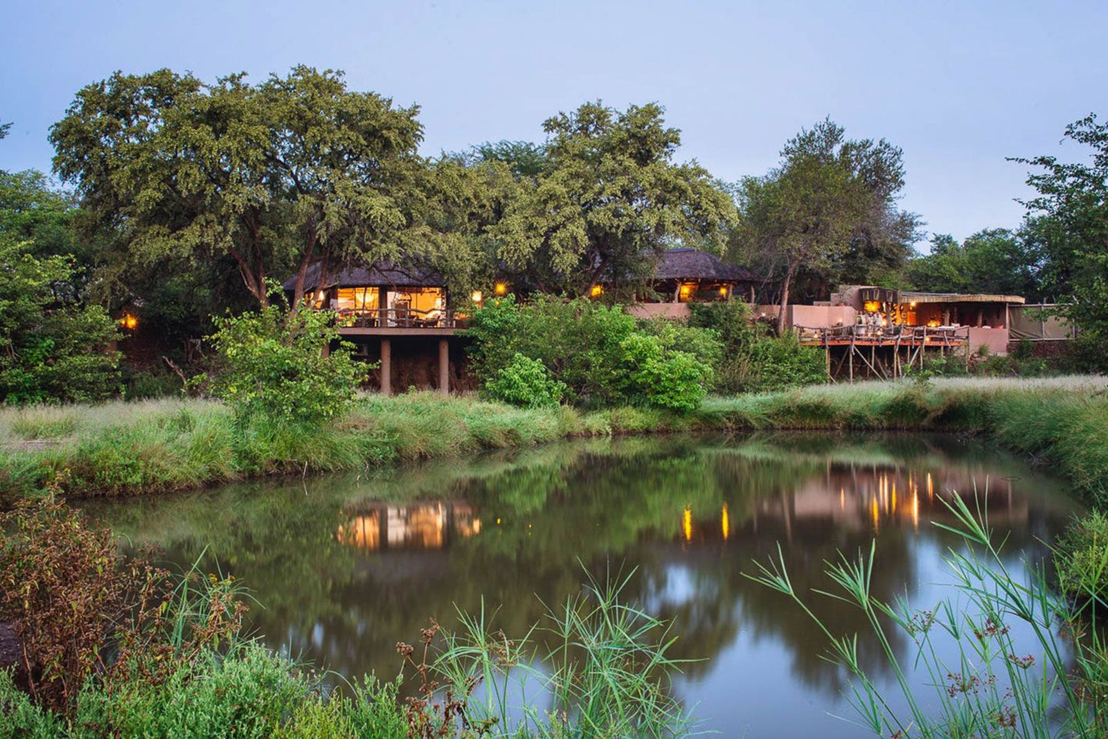 Tuli Wilderness Camp