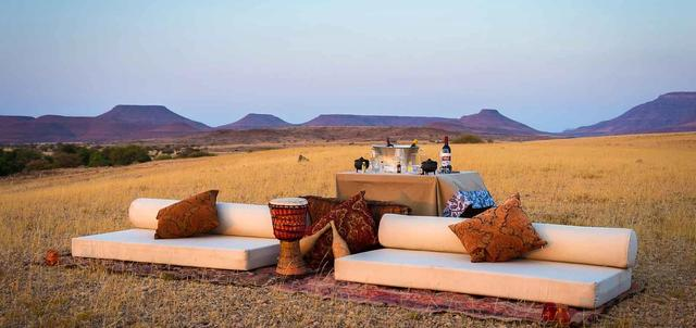 Luxury Eco Safari