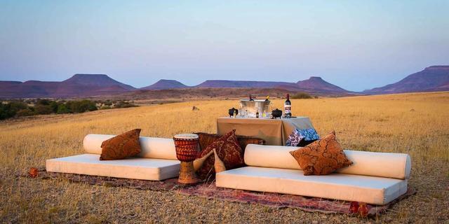 Luxury Eco Safari