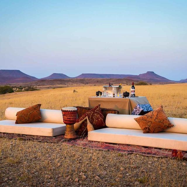 Namibia Luxury Self-Drive