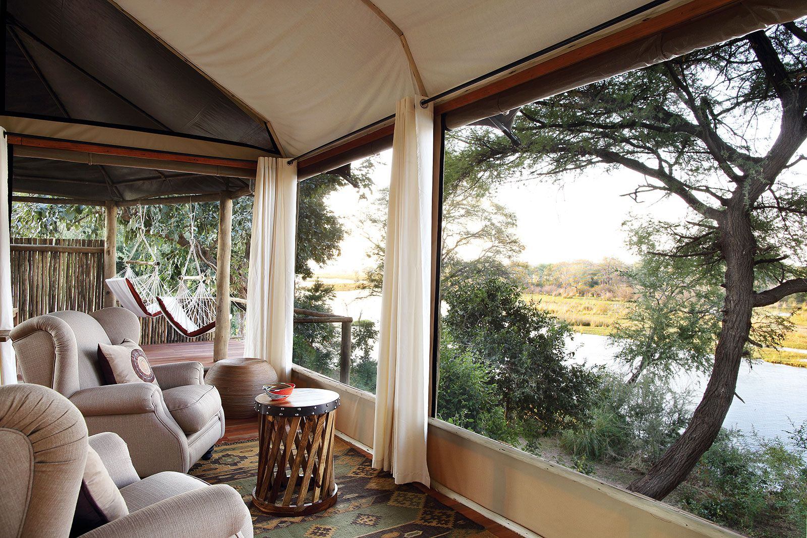 Amanzi River Lodge