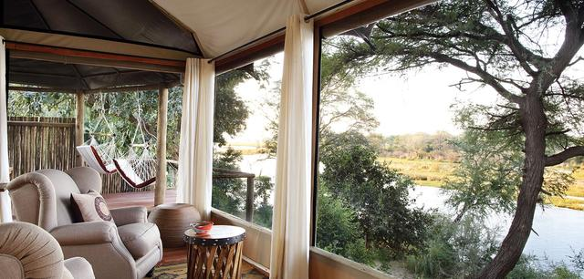 Amanzi River Lodge
