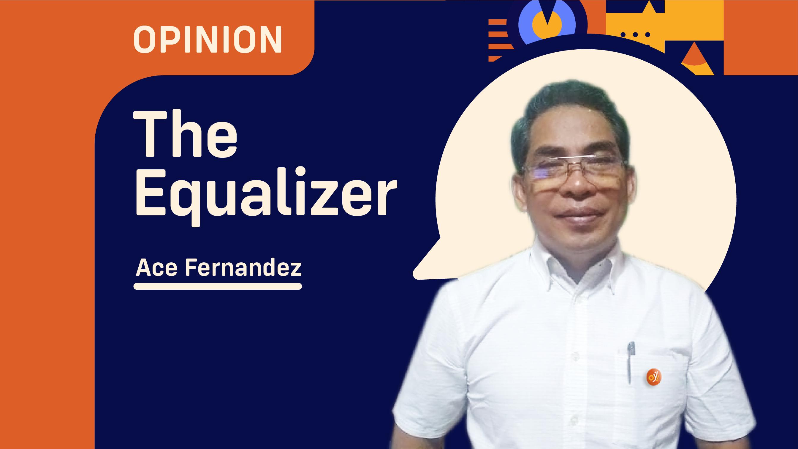 The Equalizer, Ace Fernandez