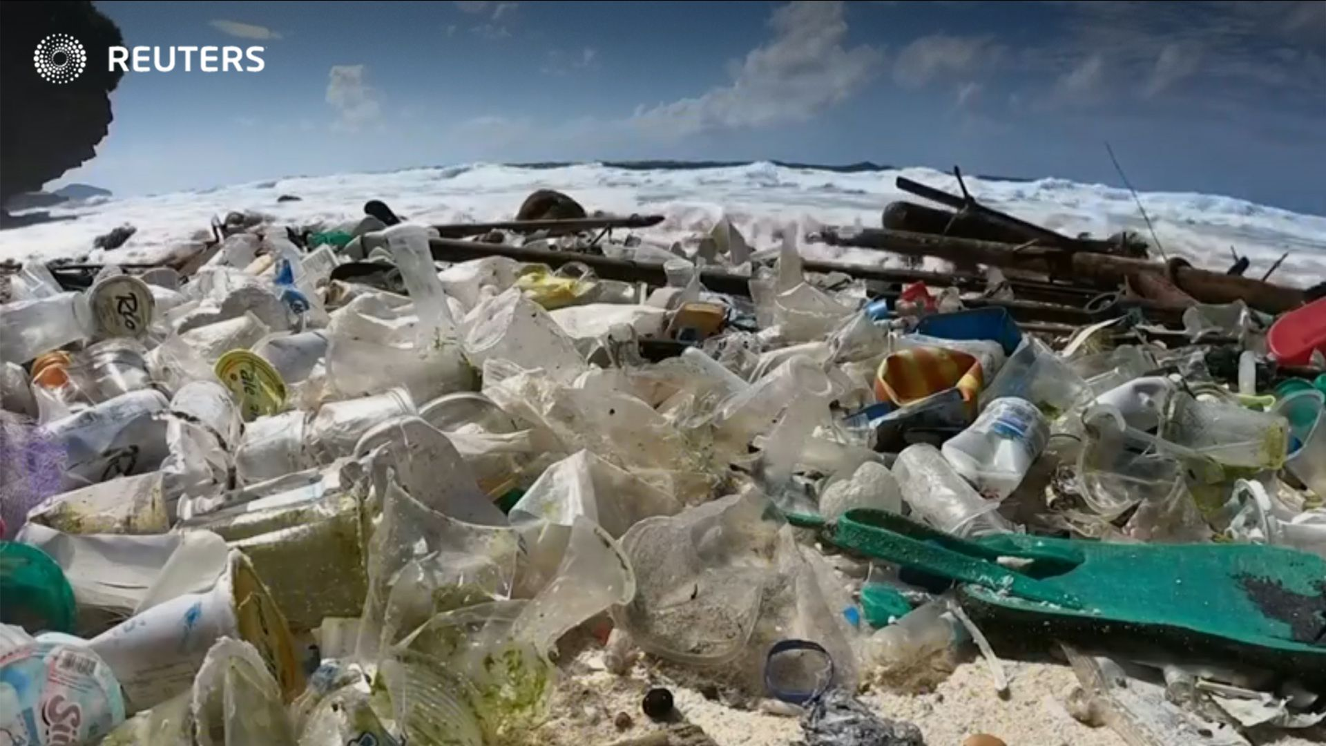 Environmentally unacceptable 7 gov't execs charged over uncontrolled plastic waste