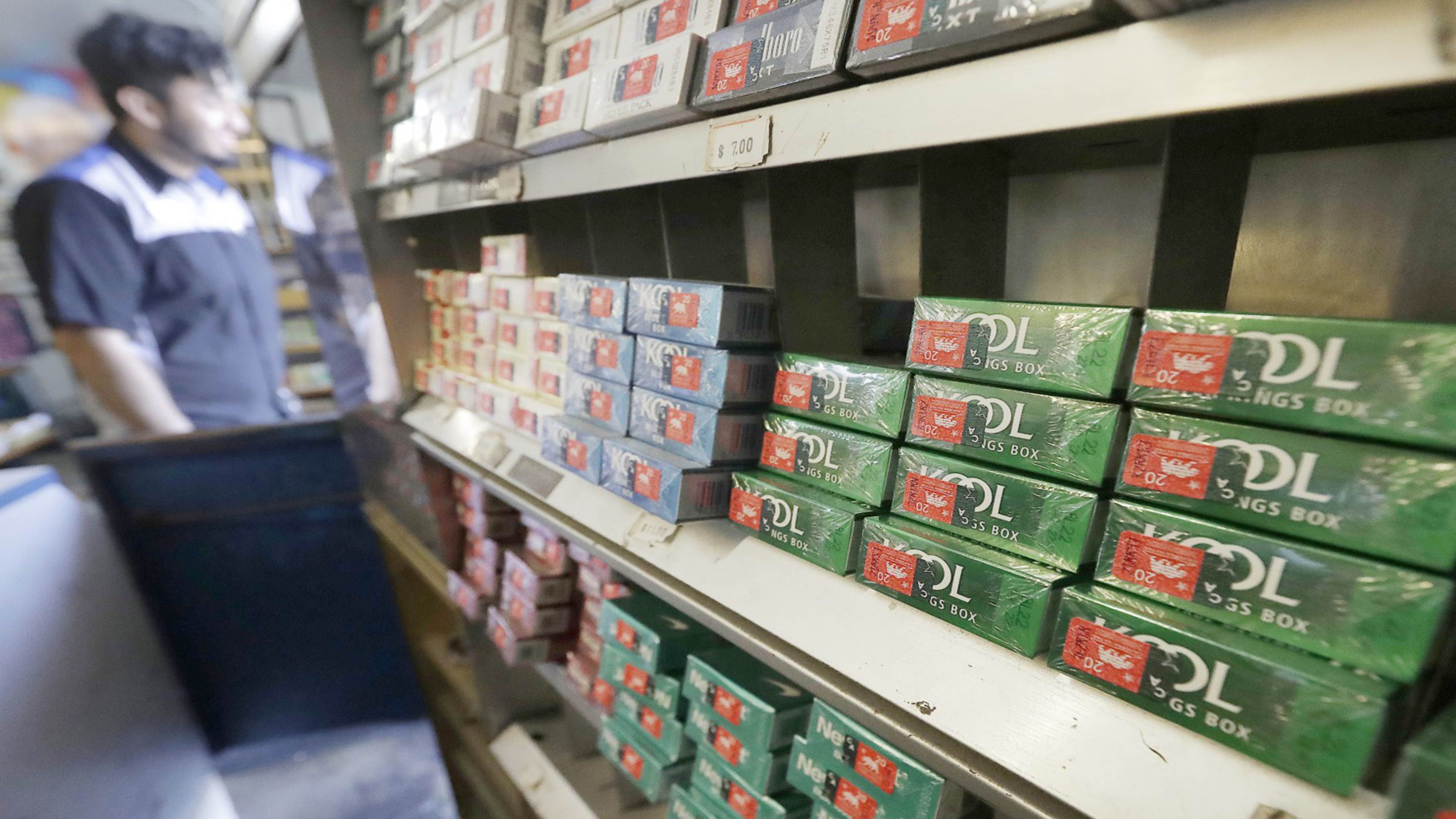 Saving their health and lives; menthol cigarette ban targets Black Americans' favorite smoke