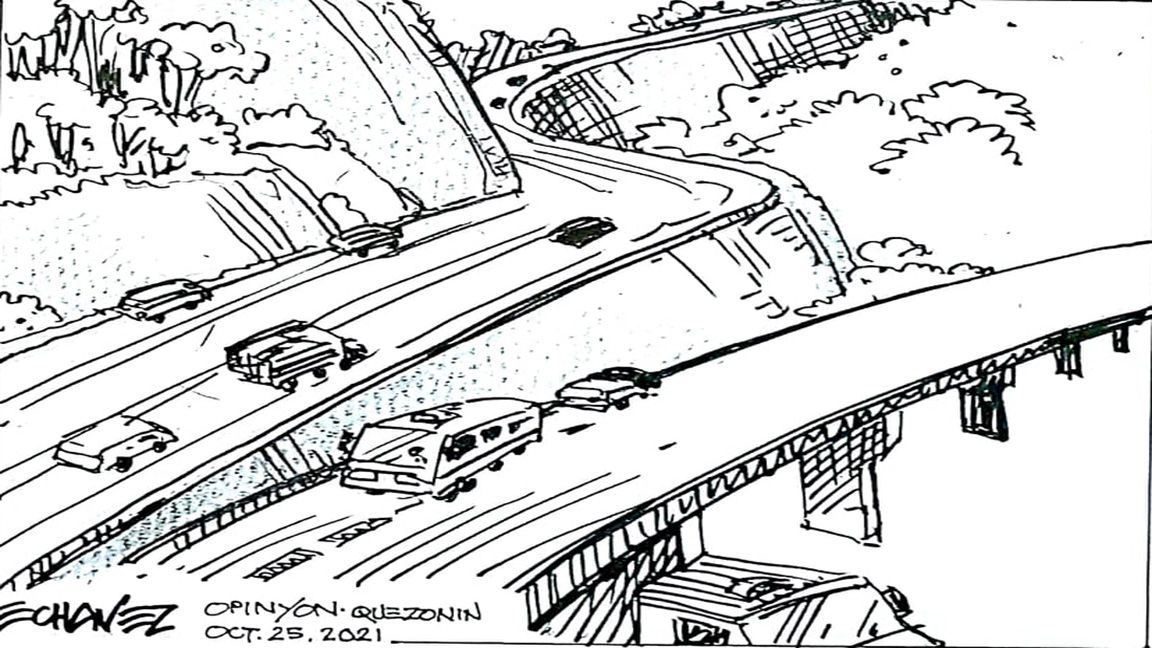 Underpass and by-passes