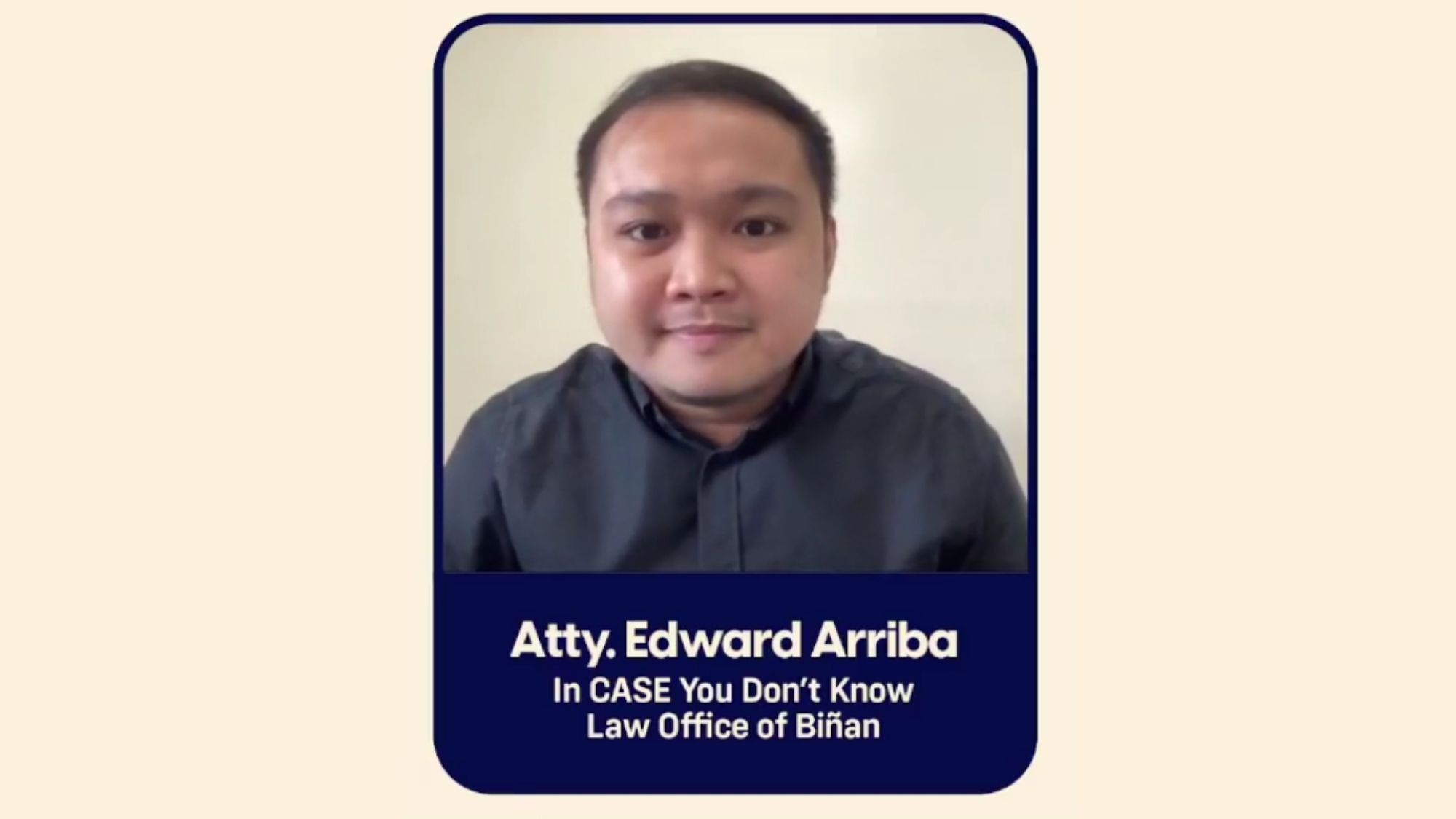 Laguna lawyer explains Safe Spaces Act