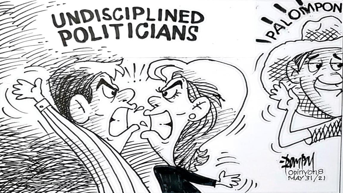 Undisciplined Politicians
