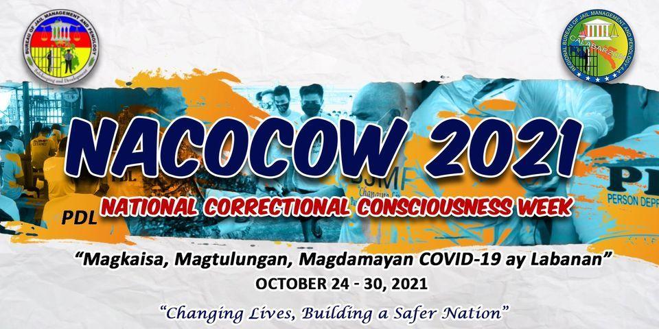 BJMP Quezon gears up for Correctional Consciousness Week photo BJMP Calabarzon Region