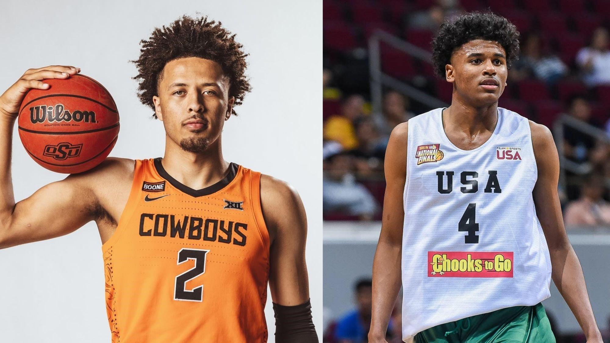 Cade Cunningham tops 2021 NBA Draft class, Fil-am sensation Jalen Green goes No. 2 edited by Opinyon