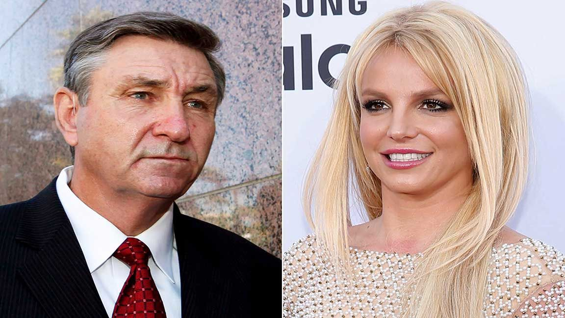 Will she do it again Britney's dad steps down from conservatorship photo from USA Today