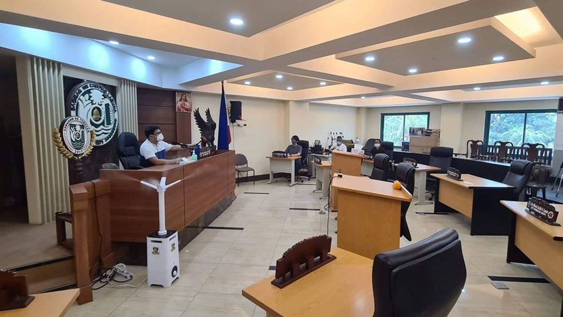 Undelivered promise; release of Cabuyao residents' add'l cash aid   deferred due to 'lack of quorum' photo from CIO Cabuyao