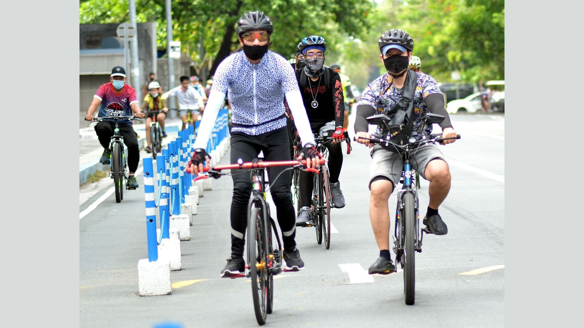 BIKERS FOR THE ENVIRONMENT