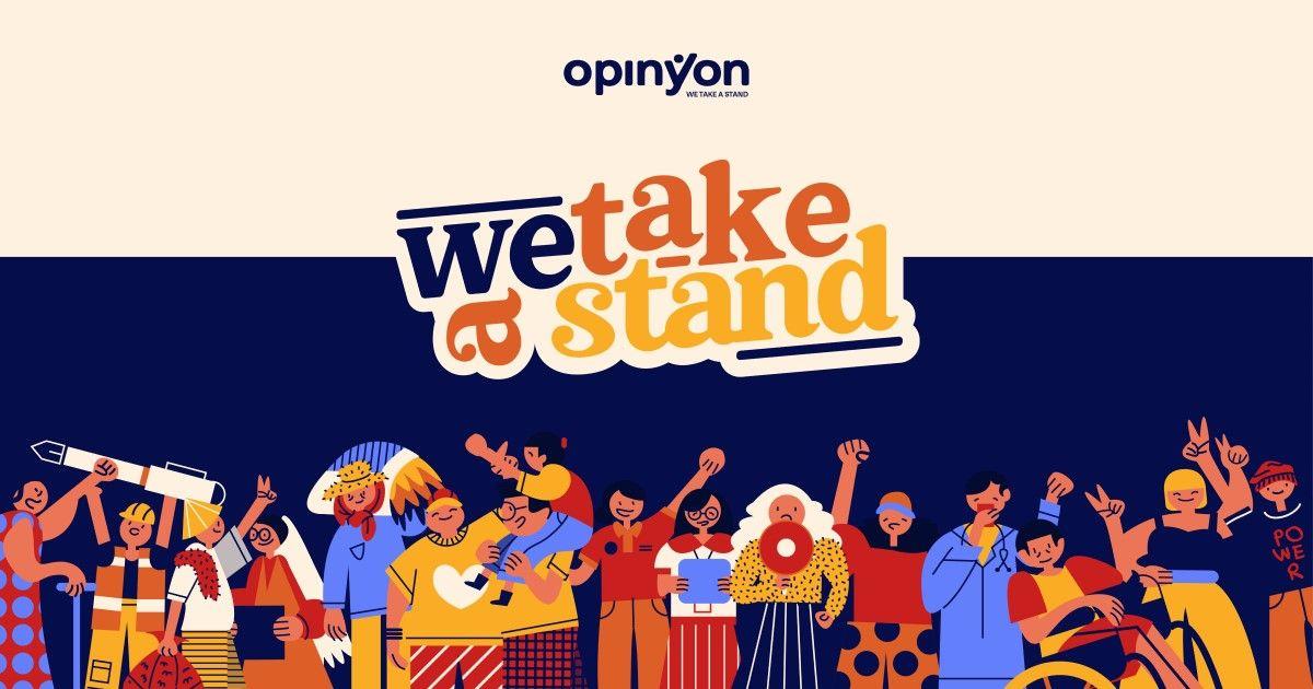 We Take A Stand